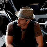 Шляпа BAILEY арт. 81704BH ROMEO (бежевый)